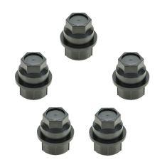 Lug Nut Cap (Set of 5)