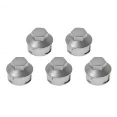 01-11 Ford Focus (w/Steel Wheels) Lug Nut Cover (Box of 5)