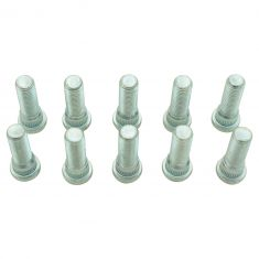 85-10 GM; 73-17 Toyota, Lexus Multifit (M12-1.50 x 40mm) Serrated Wheel Stud (Box 10)