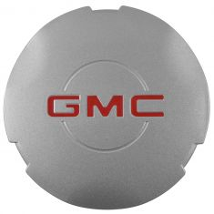 03-04 Savana; 99-05 Sierra 1500; 00 Yukon, XL 1500 (w/16 In, 6 Spoke Whl) ~GMC~ Logoed Cntr Cap (GM)