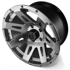 XHD Wheel, 17x9, Gun Metal