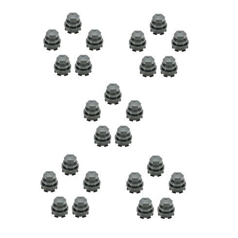 Lug Nut Cap (Set of 25)