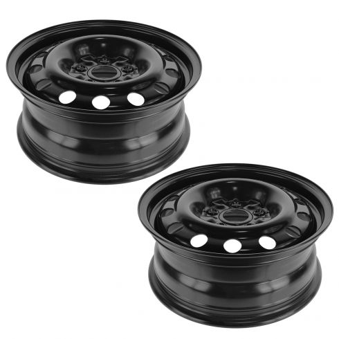 07-11 Toyota Camry, Camry Hybrid (16 x 6 1/2 in) Steel Wheel PAIR