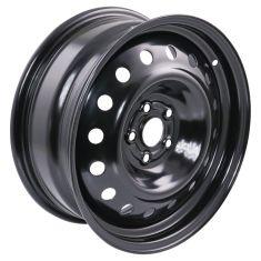 09-17 Corolla; 03-13 Matrix; 03-08 Vibe (16 x 6 1/2 in - 5 Bolt - 100mm 4in BC) Steel Wheel (Dorman)