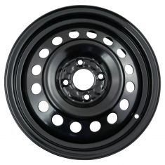 12-17 Nissan Versa Sedan  (15 x 5 1/2 in - 4 Bolt - 100mm Bolt Circle) Steel Wheel (Dorman)