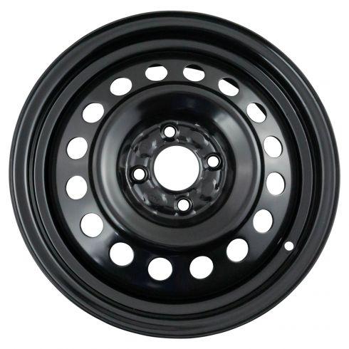 12-17 Nissan Versa Sedan  (15 x 5 1/2 in - 4 Bolt - 100mm Bolt Circle) Steel Wheel (Dorman)