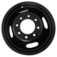 03-17 Express, Savava 3500-4500; 01-07 GM FS PU w/Dual Wheels (16 x 6-1/2 Inch) Steel Wheel (Dorman)