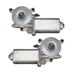 1987-99 GM Power Window Motor Pair