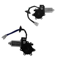 03-07 Infiniti G35 Coupe; 03-09 Nissan 350Z Power Window Motor PAIR