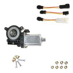 84-07 GM Multifit Power Window Motor w/Pigtails RF & RR (DORMAN)