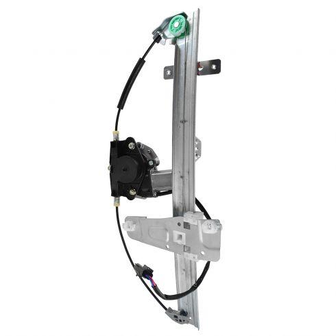 Power Window Motor and Regulator Assembly Front Left VDO WL48744