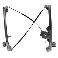 99-07 GM GMC Truck Manual Window Regulator LF
