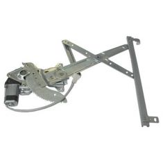 1987-91 Toyota Camry Window Regulator Power With Motor Front RH
