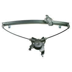 1999-02 Nissan Quest Power Window Regulator without Motor LF