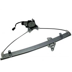 1999-02 Nissan Quest Power Window Regulator with Motor LF