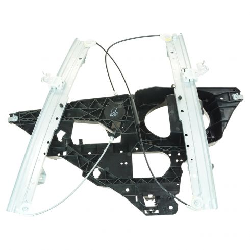Front Left Driver Side Power Window Regulator without Motor for 2003-2006 Lincoln Navigator Ford Expedition