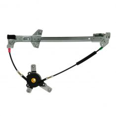 96-98 Audi A6; 96-97 Audi S6 Power Window Regulator w/o Motor LF