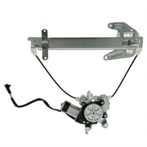 98-01 Nissan Altima Power Window Regulator w/Motor RR