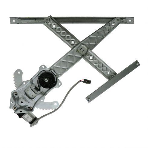 97-98 F150; 97-98 F250 (under 8500 GVW) Power Window Regulator w/Motor RF