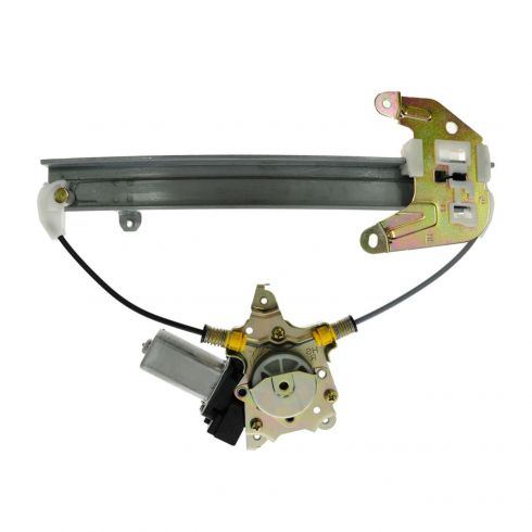 02-06 Nissan Altima Rear Door Power Window Regulator w/Motor LR