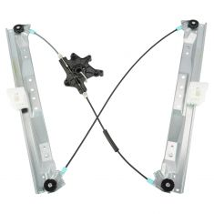 08-16 Chrysler Town & Country, Dodge Grand Caravan Front Door Window Regulator (w/o Motor) LF