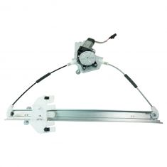 06 (from 2/25/06)-07 Jeep Liberty Front Door Power Window Regulator w/Motor LF