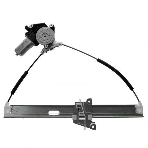 08-12 Ford Escape, Hybrid; 08-11 Mariner, Hybrid Front Door Power Window Regulator w/Motor LF