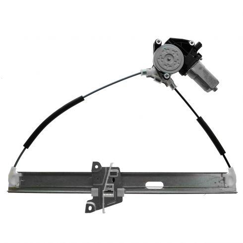 08-12 Ford Escape, Hybrid; 08-11 Mariner, Hybrid Front Door Power Window Regulator w/Motor RF