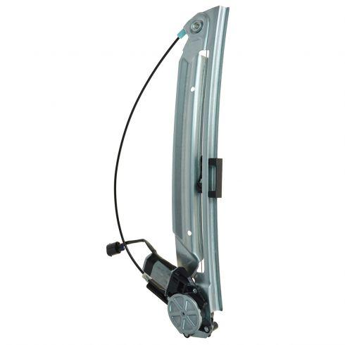 (4/99)-03 BMW 5 Series Power Window Regulator w/Motor LR (HQ)
