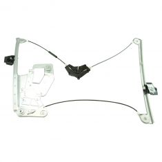 97-03 BMW E39 5 Series Power Window Regulator w/o Motor RF (HQ)