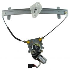 04-08 Acura TL Front Door Power Window Regulator w/Motor RF