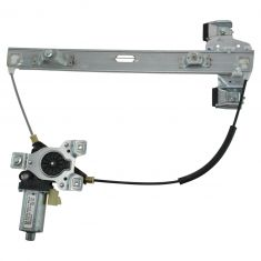 03-09 Hummer H2 Rear Door Power Window Regulator w/Motor RR (AC Delco)