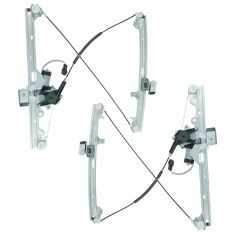 1999-05 GM Truck Power Window Regulator Pair