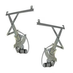 1987-91 Toyota Camry Window Regulator Power With Motor PAIR