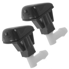 99-01 Acura 3.2TL PTM; 98-02 Accord Coupe Windshield Washer Sprayer Nozzle w/Gasket Pair (Honda)