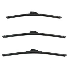 Trico Ice Wiper Blade 3pc Set