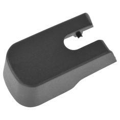 07-10 Outlook; 07-12 Acadia; 13-14 Acadia (1st Des) Mld Blk Plstic Rear Wiper Arm Nut Cover Cap (GM)