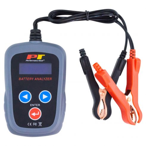 Digital 12v Battery Analyzer