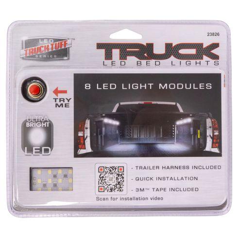 LED Bed Lights 8 LED Modules