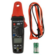 Low Current Clamp Meter/ (0-80 Amps,Volts, Ohms, Freq., Duty Cycle, Capacitance)