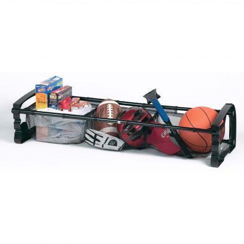 Hopkins: ~Go Gear~ Black Storagemaster Cargo Organizer (Adjustable 37 inch to 43 inch)
