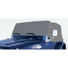 Deluxe Cab Cover, 76-06 Jeep CJ and Wrangler