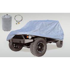 Car Cover Kit, 07-14 Jeep Wrangler (JK)