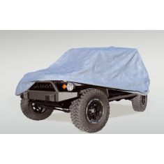 HD Full Car Cover, 1955-2006 Jeep CJ & Wrangler