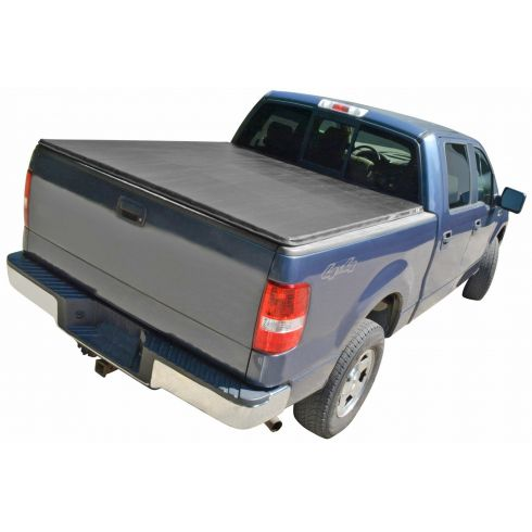 97-03 Ford F150, 04 Heritage (exc Crew) 6.5ft Styleside Bed Hidden Snap Tonneau Cover