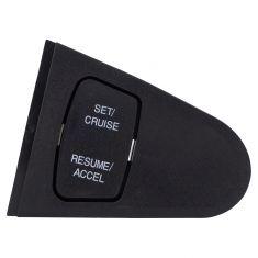 90-17 International HD Truck (Steering Wheel Mounted) Cruise Control Switch RH (Dorman)