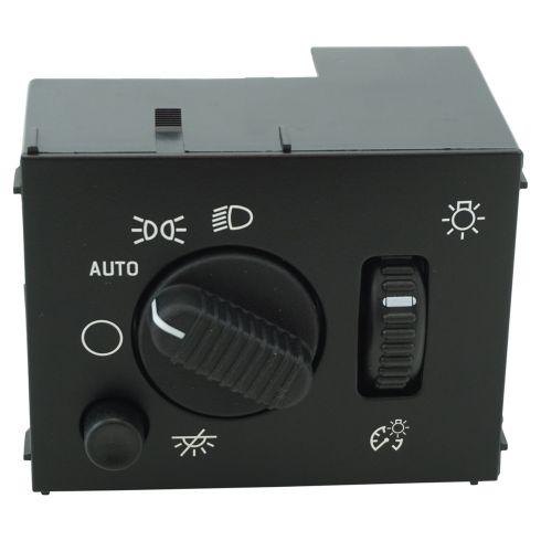 03-07 GM Fullsize SUV Pickup Truck Headlight Switch