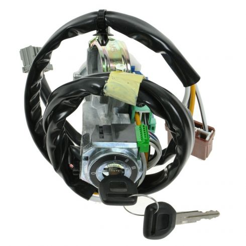 Ignition Switch & Lock Cylinder Assembly with Key