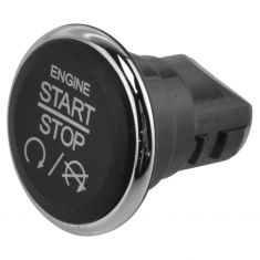 08-14 Dodge Jeep Chrysler Push Button Ignition Starter Switch