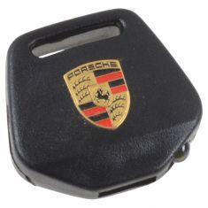84-92 928; 92-95 968; 70-98 911, 930, 964, 993; 76 912E; 70-76 914 Lightd Logoed Key Blank (Porsche)